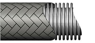 Masterflex Corrugated Metal Hoses