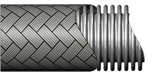 Pressuremax HP Corrugated Metal Hoses