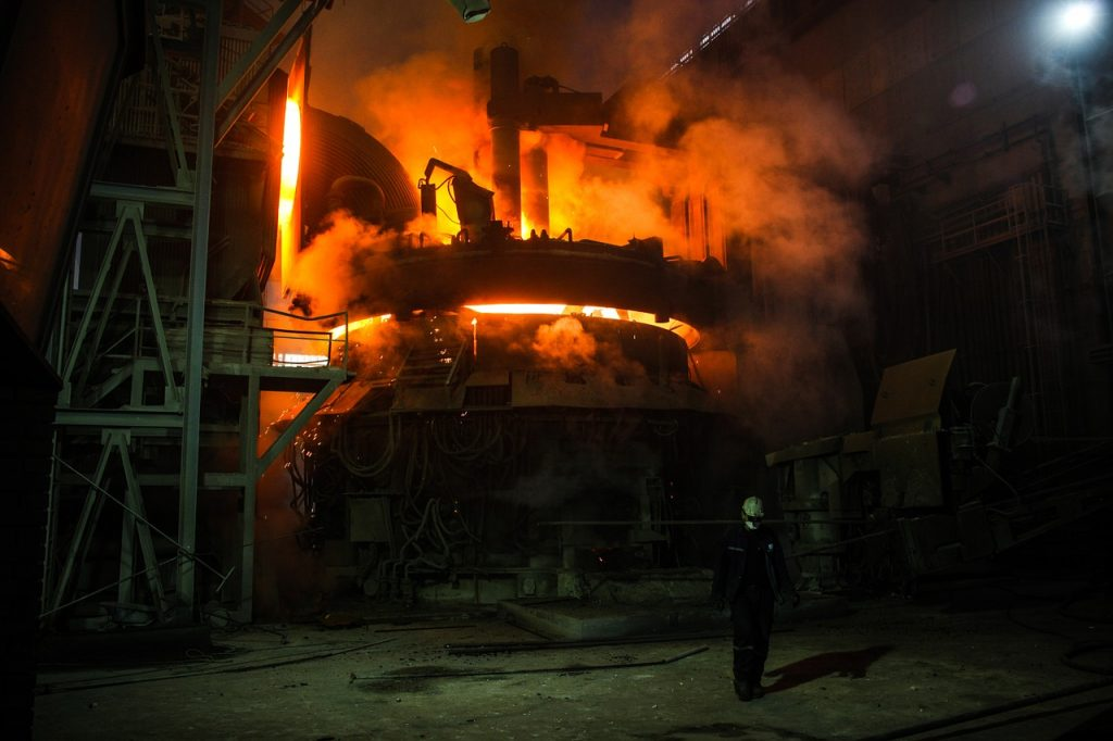 Steel Mill EAF