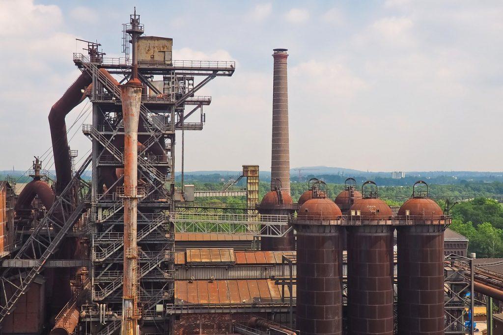 Steel industry trends Mill Blast Furnace