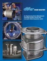 metal expansion joints catalog