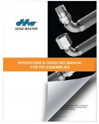 Handling Manual for Petroleum Flex Connectors