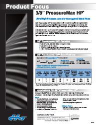 PressureMax HP™