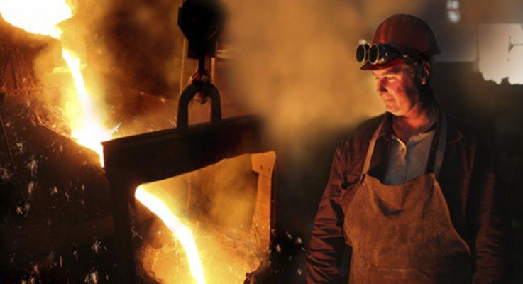 preventing torque in steel mills