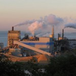 pulp paper mill